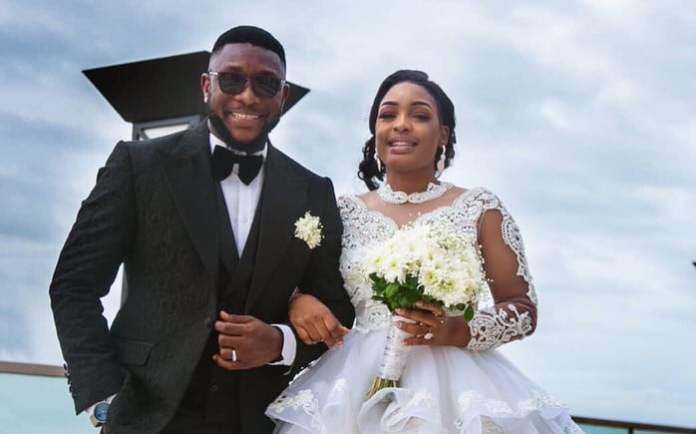 Nuella Njubigbo Removes Tchidi Chikere's Name From Her Instagram Bio Weeks After They Jointly Debunked His Ex-wife's Claim Of Their Marriage Crashing
