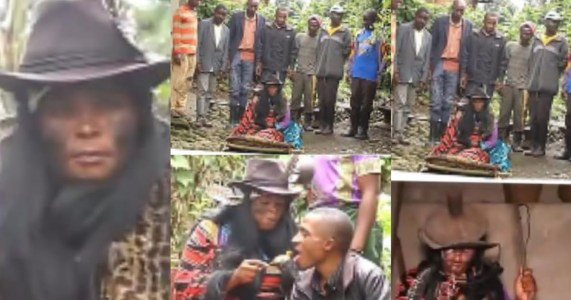 Woman Married To Seven Husbands Narrates How She Copes With Them (Video)