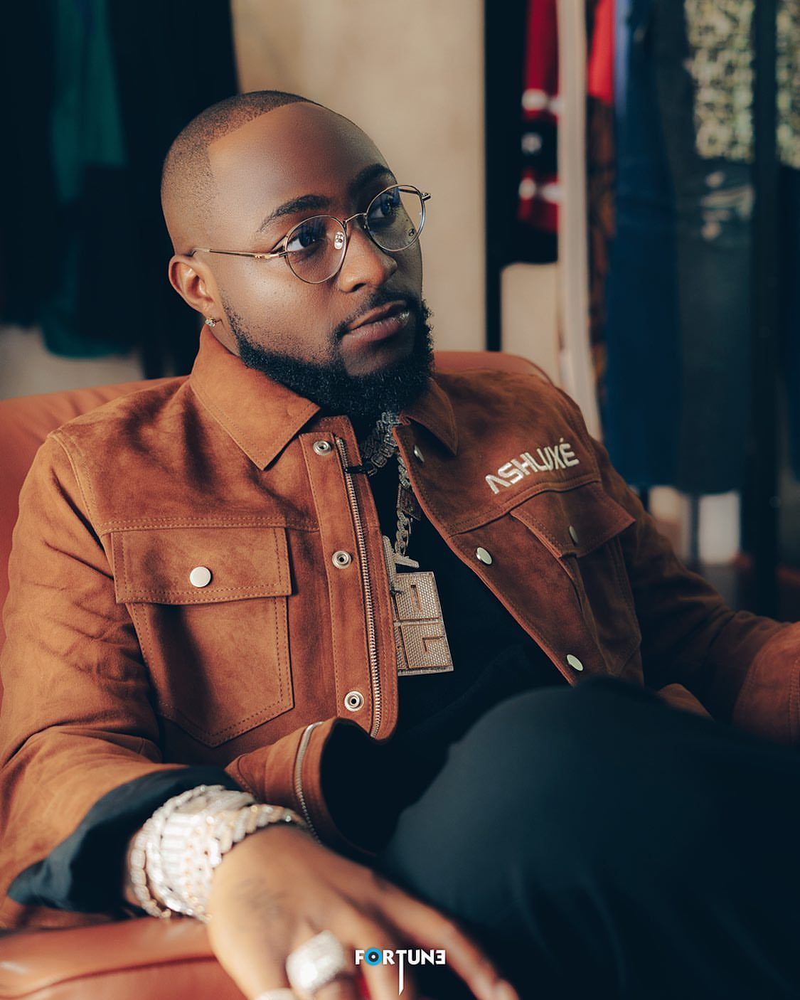 This Work No Easy Davido Showers Accolades On Entertainers Worldwide