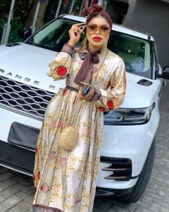 Michelle Page A Crossdresser Confronts Bobrisky When He Reveals His Plans For Her Next Birthday