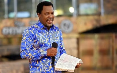 TB Joshua: How He Died His Last Moments