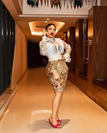 Tonto Dikeh Gets Cash Gift Of N2m For Her Birthday (Video)