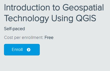 EDU Tip – Introduction to QGIS via Self Paced Learning | Anything
