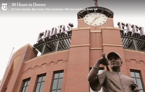 36 hours in Denver
