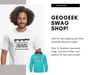 shop for geogeek swag