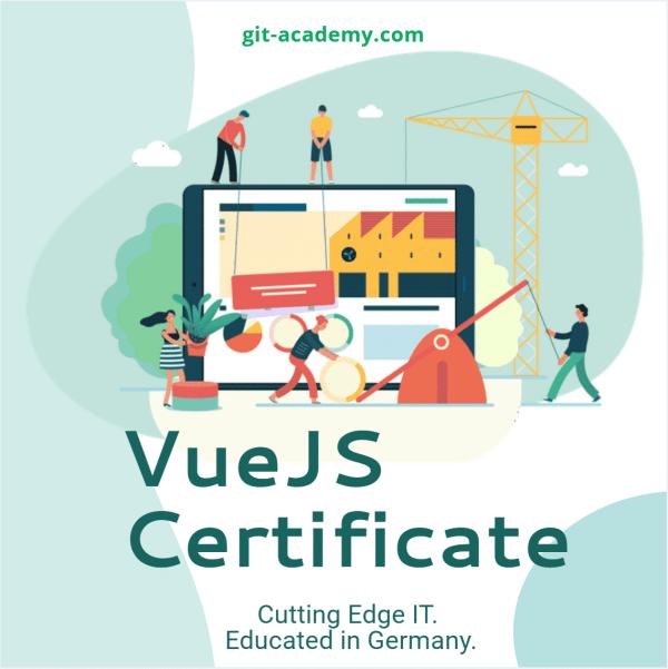 VueJS Certificate Junior