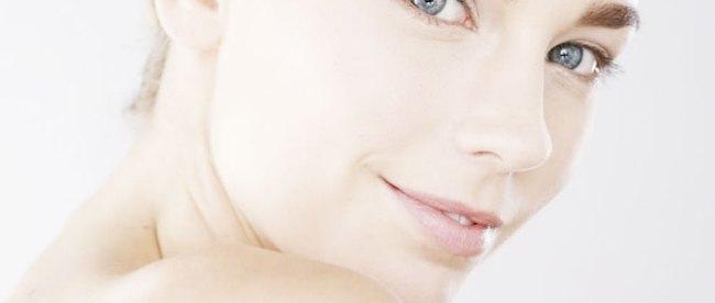 Wajah Putih Alami - (Sumber: shutterstock.com)