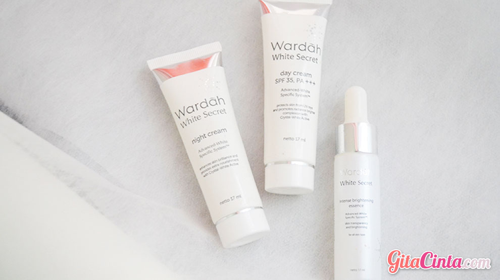Wardah White Secret - (Sumber: tiffannywu.com)
