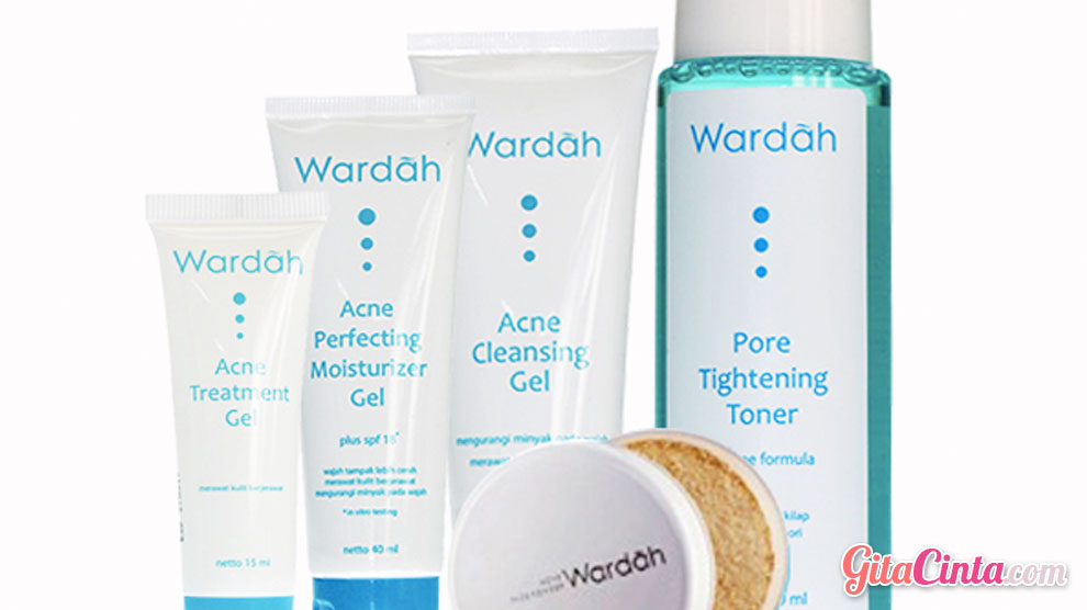Wardah Acne Series - (Sumber: elevenia.co.id)