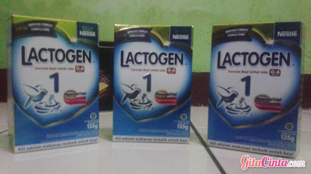 Lactogen 1 Happynutri - (Sumber: tokopedia.com)