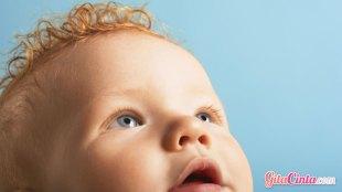 Ilustrasi: bayi usia 9 bulan