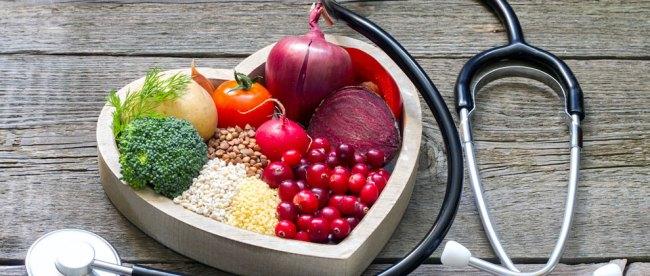 Ilustrasi: diet DASH untuk kesehatan jantung (sumber: blog.sermo.com)