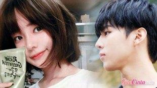 Model rambut pendek sebahu ala Korea