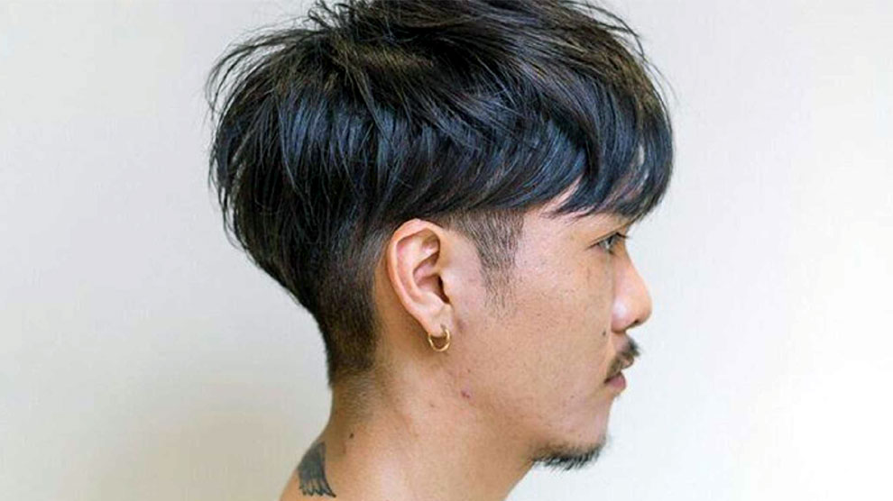 Two Block Haircut (sumber: beautyundercover.sg)