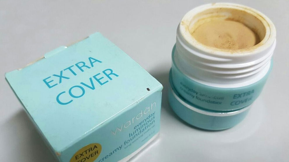 Wardah Everyday Luminous Creamy Foundation (sumber: prelo.co.id)