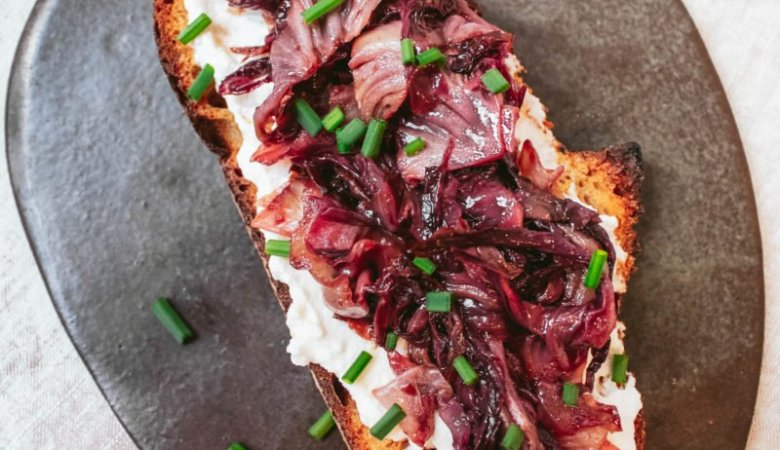 Roasted Radicchio recipe