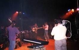 Jazz Trio - koncert w hali kieleckiej, filmowany przez telewizję 1993
