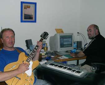 Andrzej Chochół and Darek Galon