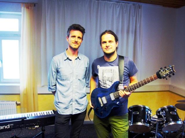 gitarrenunterricht ravensburg markdorf rockschool prüfung exam Joel Byrne-McCullough