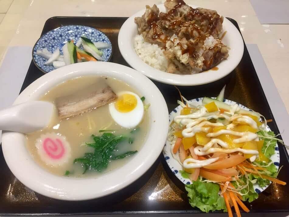 フィリピン留学 GITC 日本食