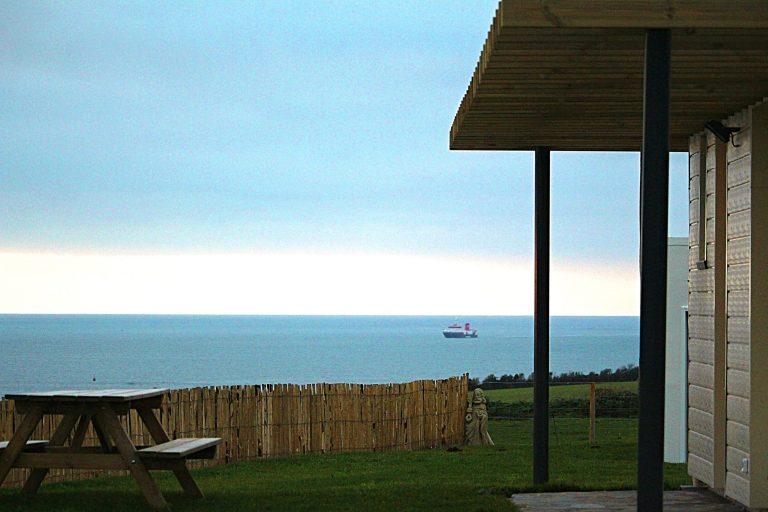 la maison des gardiens de l'océan, magnifique vue mer