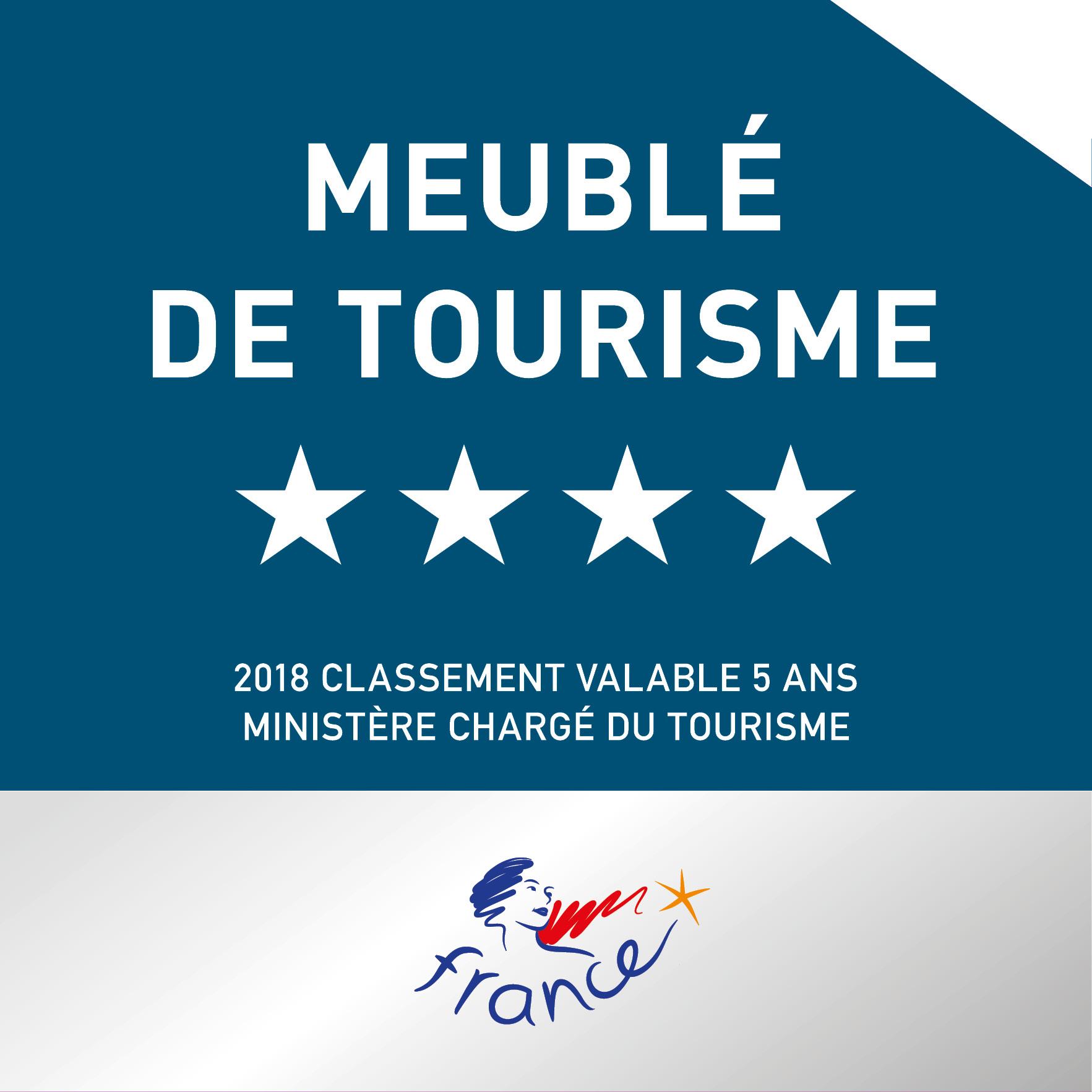 Gite Brest - Au bout du ponton - classement préfectorale 4 étoiles