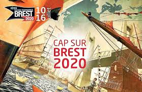 Les Fêtes Maritimes Internationales de Brest 2020 !