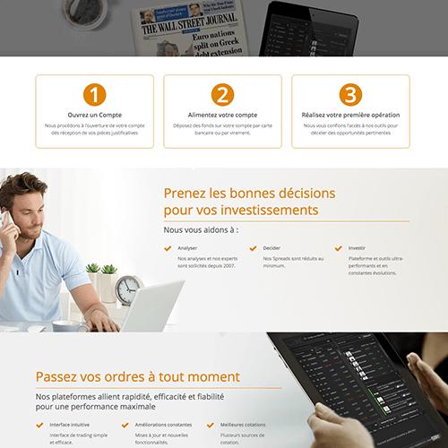 ConsorFX-website