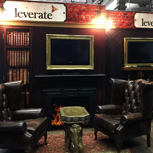 leverate-booth