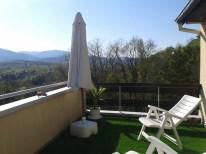 Terrasse vacances à Obernai