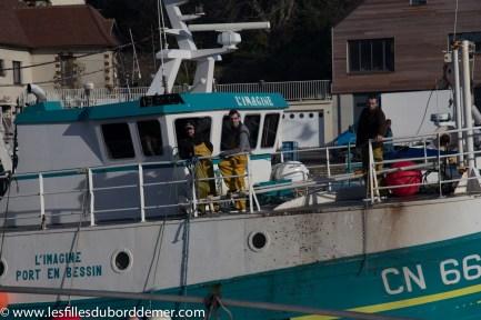 Port en bessin au gr des mar es le blog id es touristiques h bergements de charme et - Restaurant l ecailler port en bessin ...