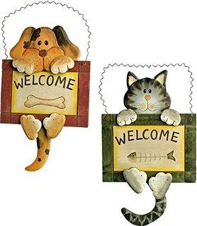 Animaux bienvenus