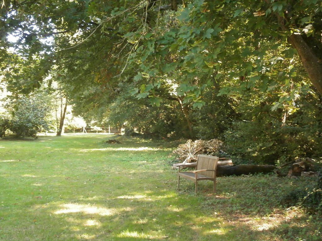 Gite Charente Maritime avec piscine jardin