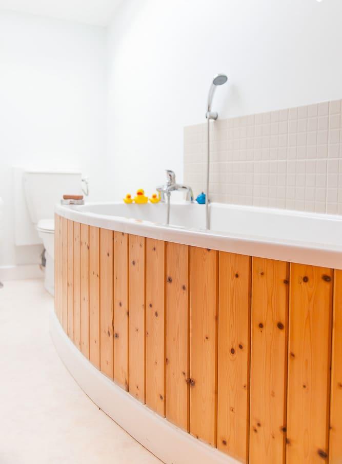 gite charente maritime avec piscine salle de bain avec baignoire