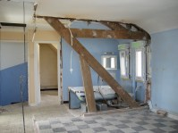 Second ancienne chambre - salle de bain