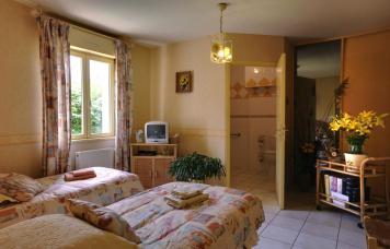 Chambre d'hôtes L'Haubette