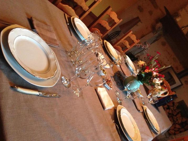 La table d'hôtes de Yvette et Gérard