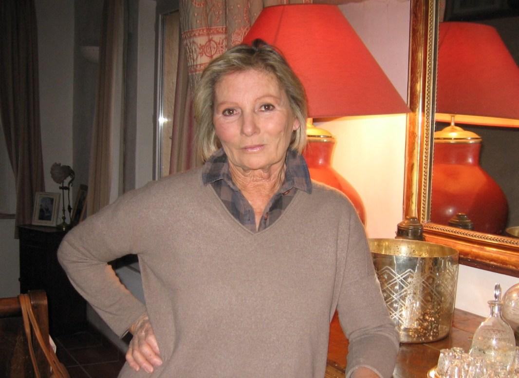 Françoise, propriétaire de gîtes ruraux dans la Drôme