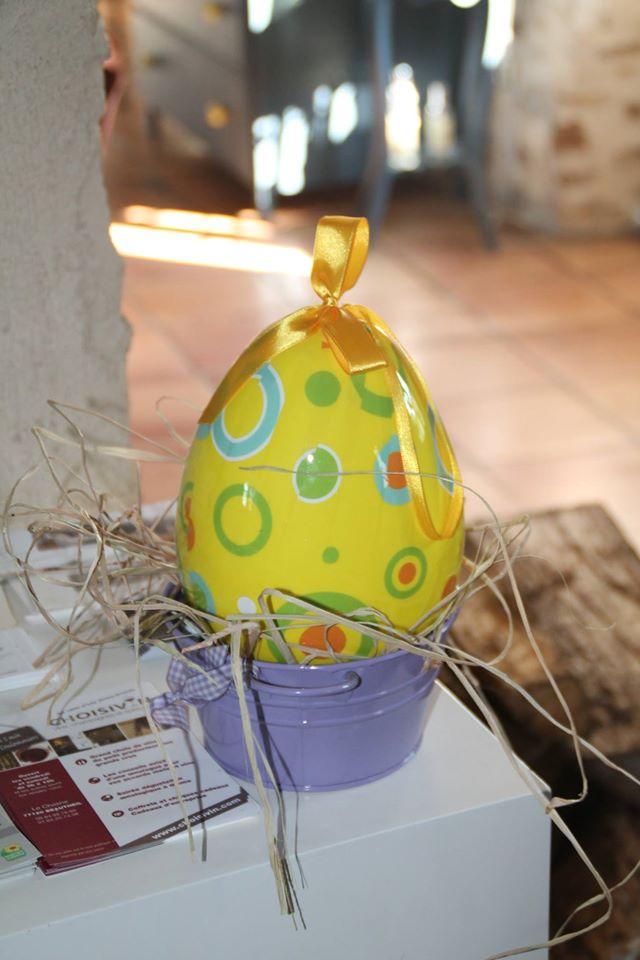 Oeuf de Pâques