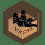 pacote forcats