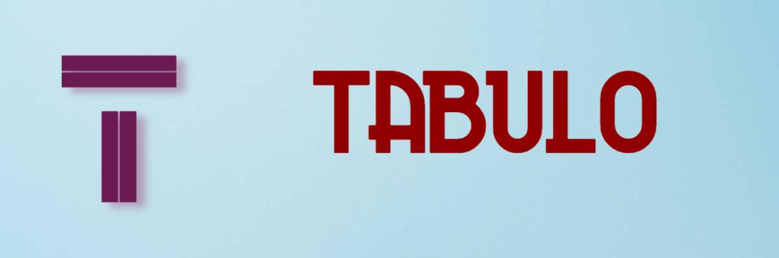 Tabulo