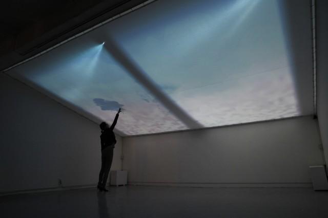 projector shot