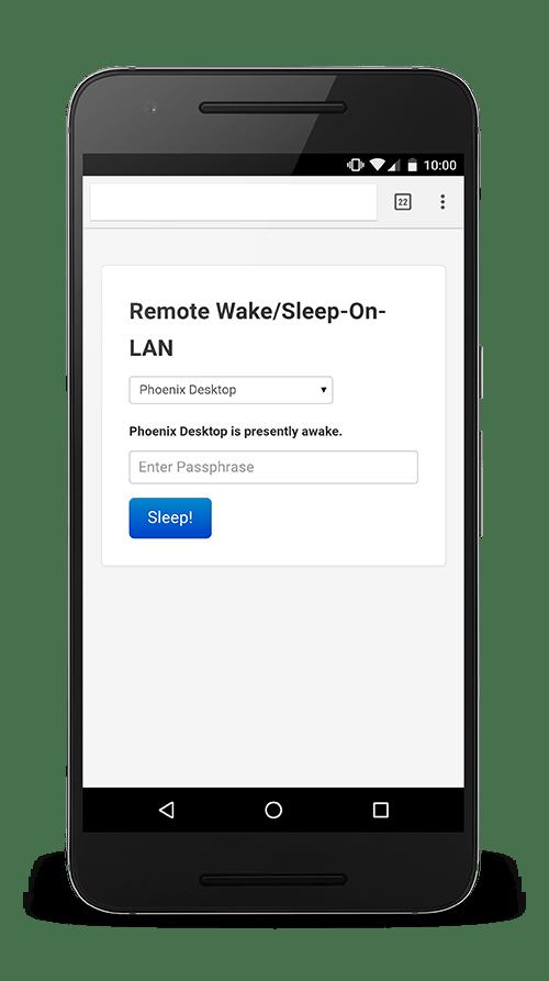 Raspberry Pi Remote Wake/Sleep-On-LAN Server | JeremyBlum com