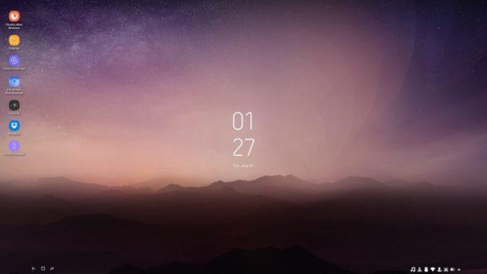 Икон пак Samsung Galaxy S8 для KDE Plasma