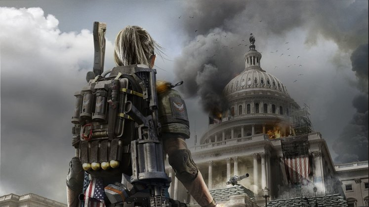 Tom Clancy's The Division 2 White House