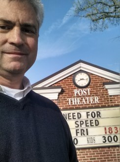 Jeff Papa attends U.S.S. Cole al Nashiri Military Commission hearing broadcasted from Guantanamo Bay, Cuba to the Post Theater at Ft. Meade, Maryland.