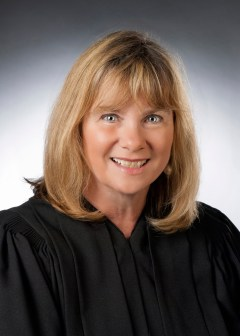 Indiana Court of Appeals Judge Patricia Riley traveled to Guantanamo Bay, Cuba for U.S. Military Commission Hearings