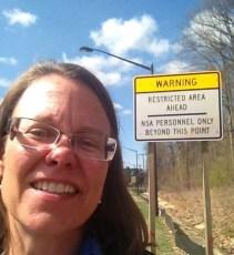 No luck visiting the NSA!