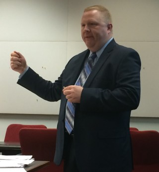 Chuck Dunlap - Lecture - Indiana University McKinney School of Law - 31 October 2014