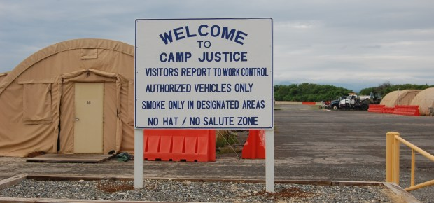 Camp Justice Guantanamo Bay, Cuba December 2014